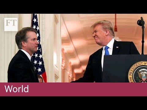 Trump defends Kavanaugh despite fresh sexual misconduct allegations