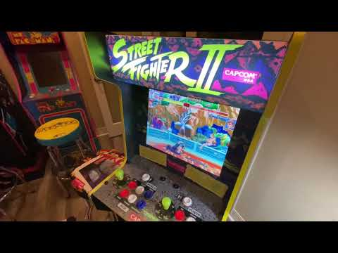 What Are The Design Issues On The Arcade1up Capcom Legacy Cabinet and Can They be Fixed? from Kelsalls Arcade