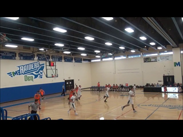 Game Highlights Boys' Varsity: Middleburgh 60 vs Edmeston 51 (F)