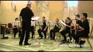 masterclassinitaly 2012 Demo Clarinettes.mov