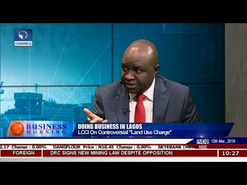 Focus On The Economy And Commerce Of Lagos Pt.2 |Business Morning|