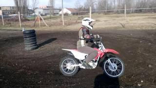 Honda Safety Hungary Dirt Track tréning - Onroad.hu
