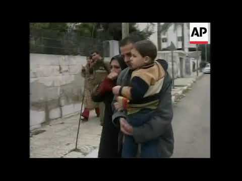 WRAP Building near culture ministry hit, Rafah funeral, airstrike ADDS bread queues