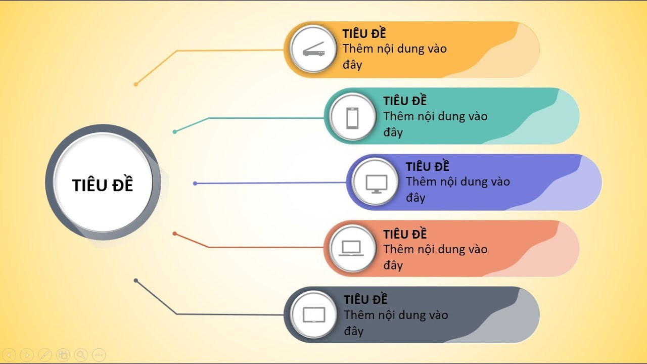Hướng dẫn thiết kế Infographic trong PowerPoint