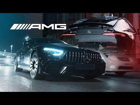 ЛУЧШИЙ МЕРСЕДЕС! AMG GT 4 DOOR 2019