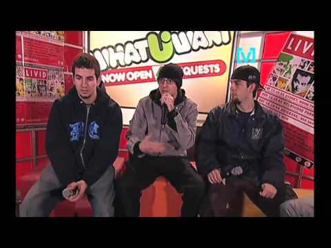 Linkin Park Part Interview on Channel [V] 2003