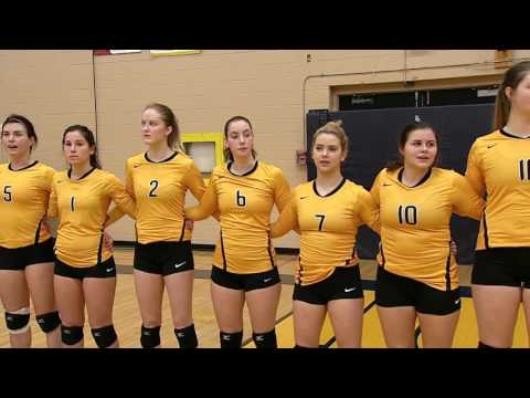 Women's Volleyball - Humber vs. Cambrian 01/22/2017