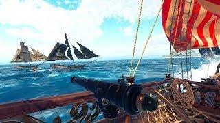 Furious Seas VR Pirate Sim - Early Access Trailer (Future Immersive) - Rift, Vive, Windows VR