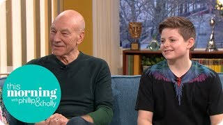 Sir Patrick Stewart on Returning to Star Trek | This Morning