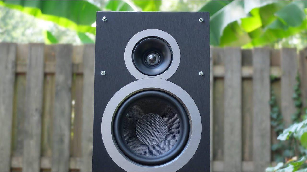 ELAC Debut F6 Black
