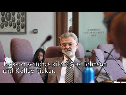 Cleveland mayoral candidate insults council president