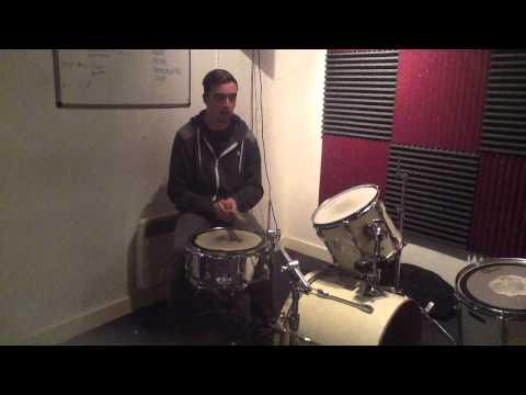 alan lowe 16th bass drum work