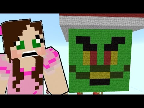 Minecraft: THE GRINCH'S CRAZY TRAP! - Christmas Trolling - C