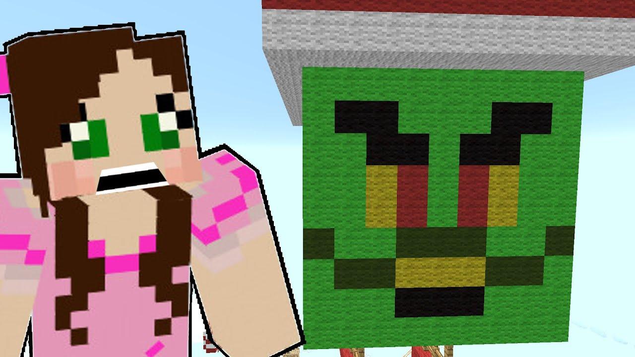 Minecraft: THE GRINCH'S CRAZY TRAP! - Christmas Trolling - Custom ...
