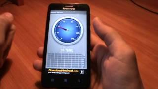 Обзор телефона:  Lenovo S660
