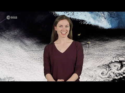 Earth from Space: Bering Sea