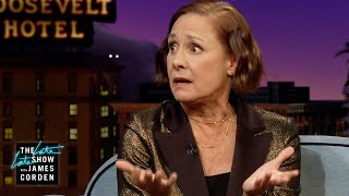 Laurie Metcalf Has Been Doubling as a Ranch Woman