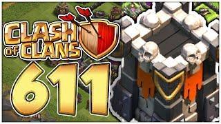 Clash Of Clans Part 611: Bogenschützenturm auf LEVEL 11 verbessern!