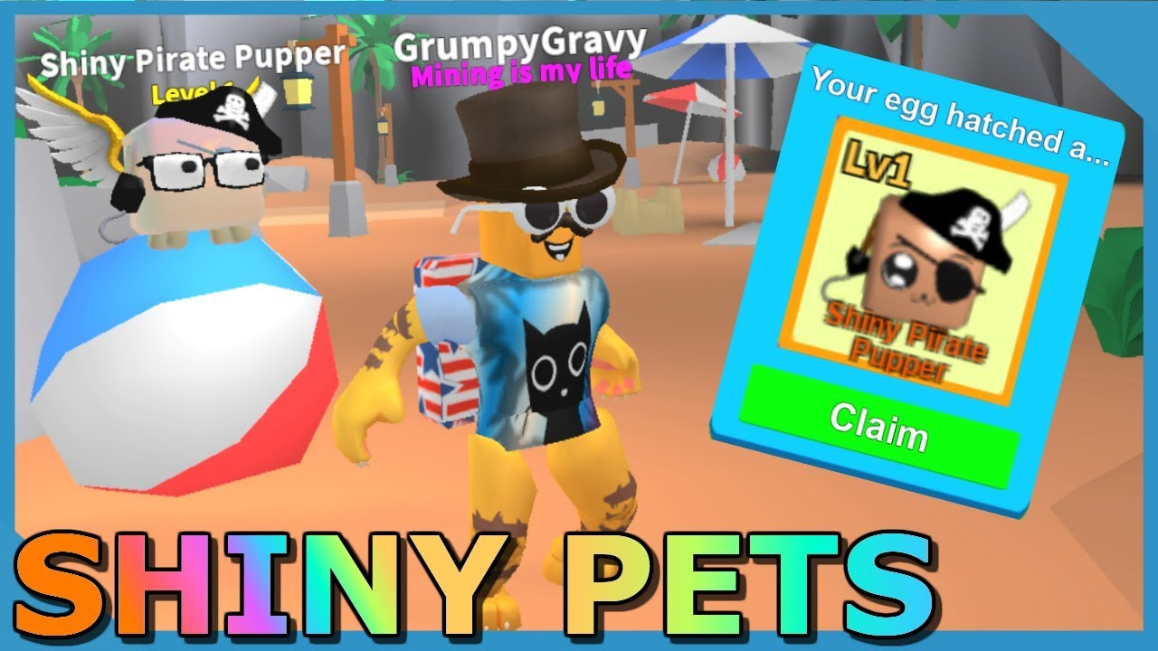 Roblox Pets Mining Simulator Free Codes For Robux In Roblox
