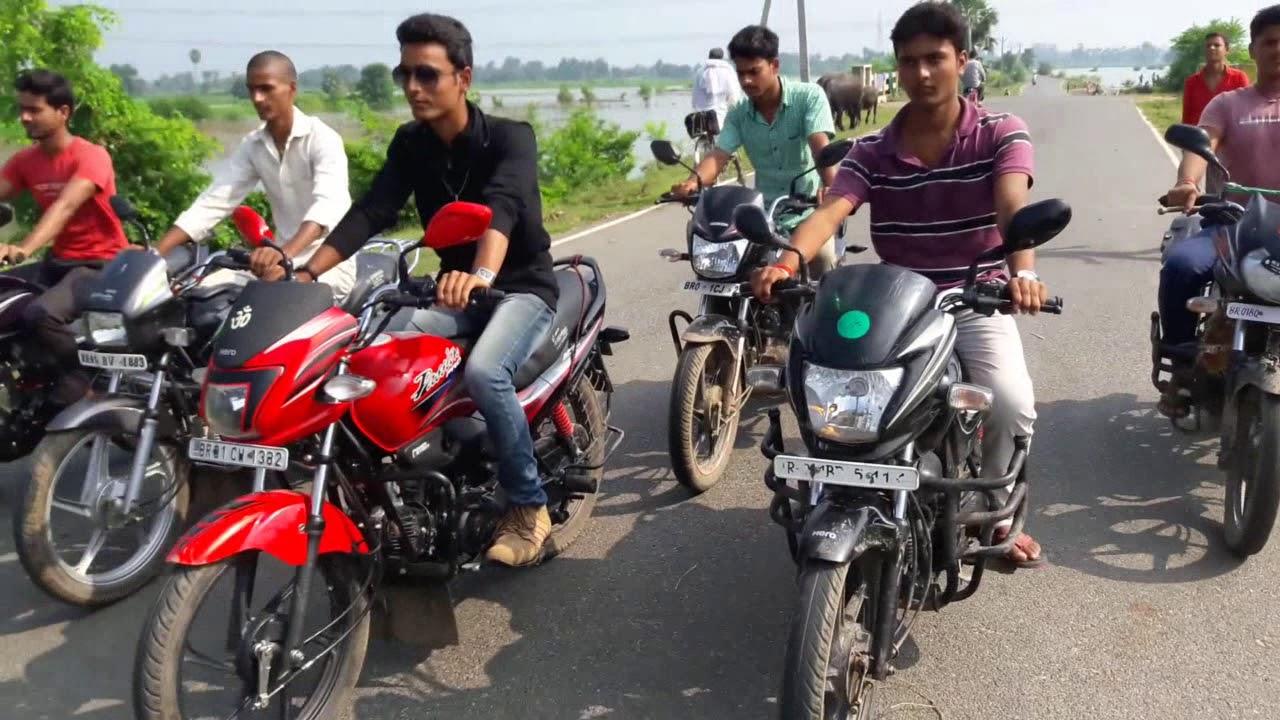 Download Dhoom Bike Race-Must watch Race b/w 6 bikes