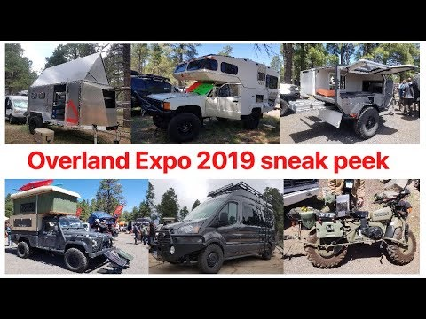 Overland Expo 2019 {10th Anniversary} sneak peek of the whole show
