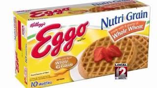 Eggo Whole Wheat Waffle recall