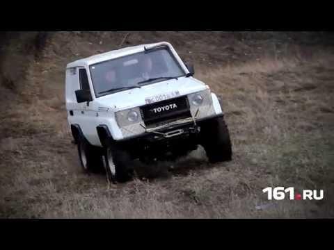 Максим Черкашин Тест-Драйв внедорожника Land Cruiser 70 трофи-рейл