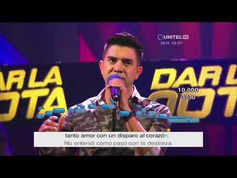 Ronald Arnez se lució en Dar La Nota