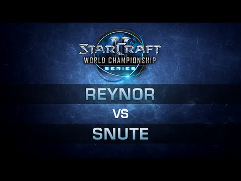 Snute vs Reynor