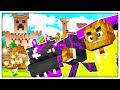 THE MINECRAFT KNIGHTS OF NICE POSTURE - MINECRAFT DUNGEONS AND DRAGONS D&D | JeromeASF