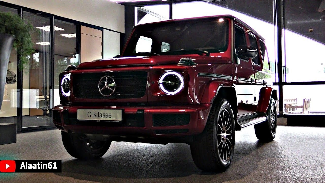 Mercedes G Class G500 Amg 2019 New Full Review Interior Exterior