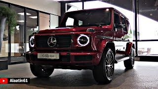 Mercedes G Class G500 AMG 2019 NEW Full Review Interior Exterior Infotainment | 222.950 Euro | G550