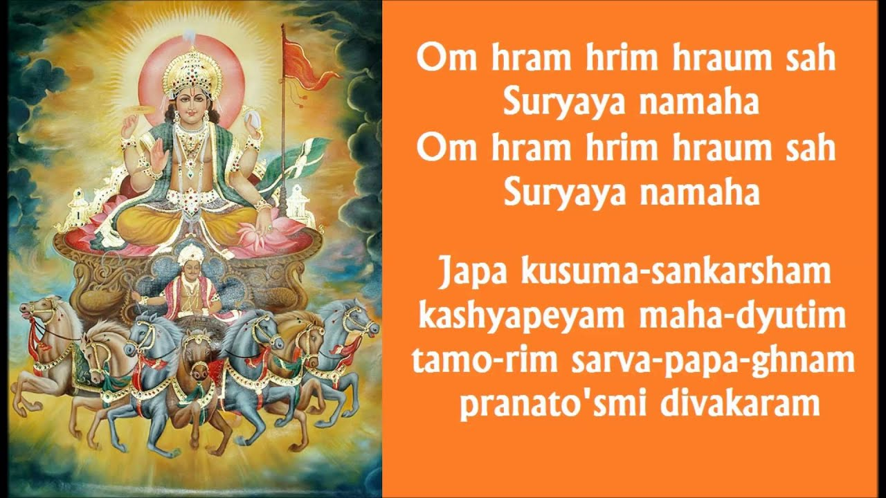Lord Vinayagar Hd Wallpapers Surya Namaha Youtube
