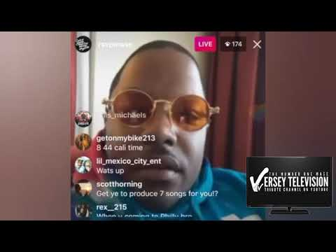 Mase Updates Fans On New Music On IG Live