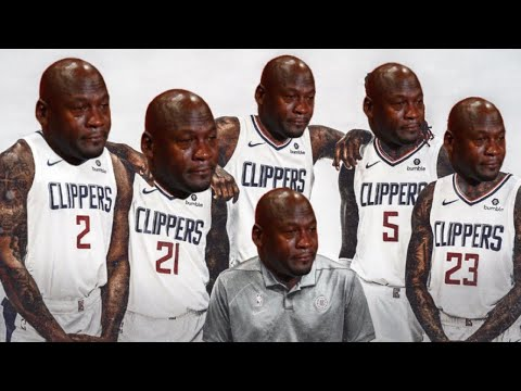Clippers Get DESTROYED By NBA Twitter After Epic CHOKE | Blow 3-1 Lead To Nuggets