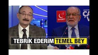 Karamollaoğlu DW muhabirinin tahrik edici soruları karşısında ne yaptı?
