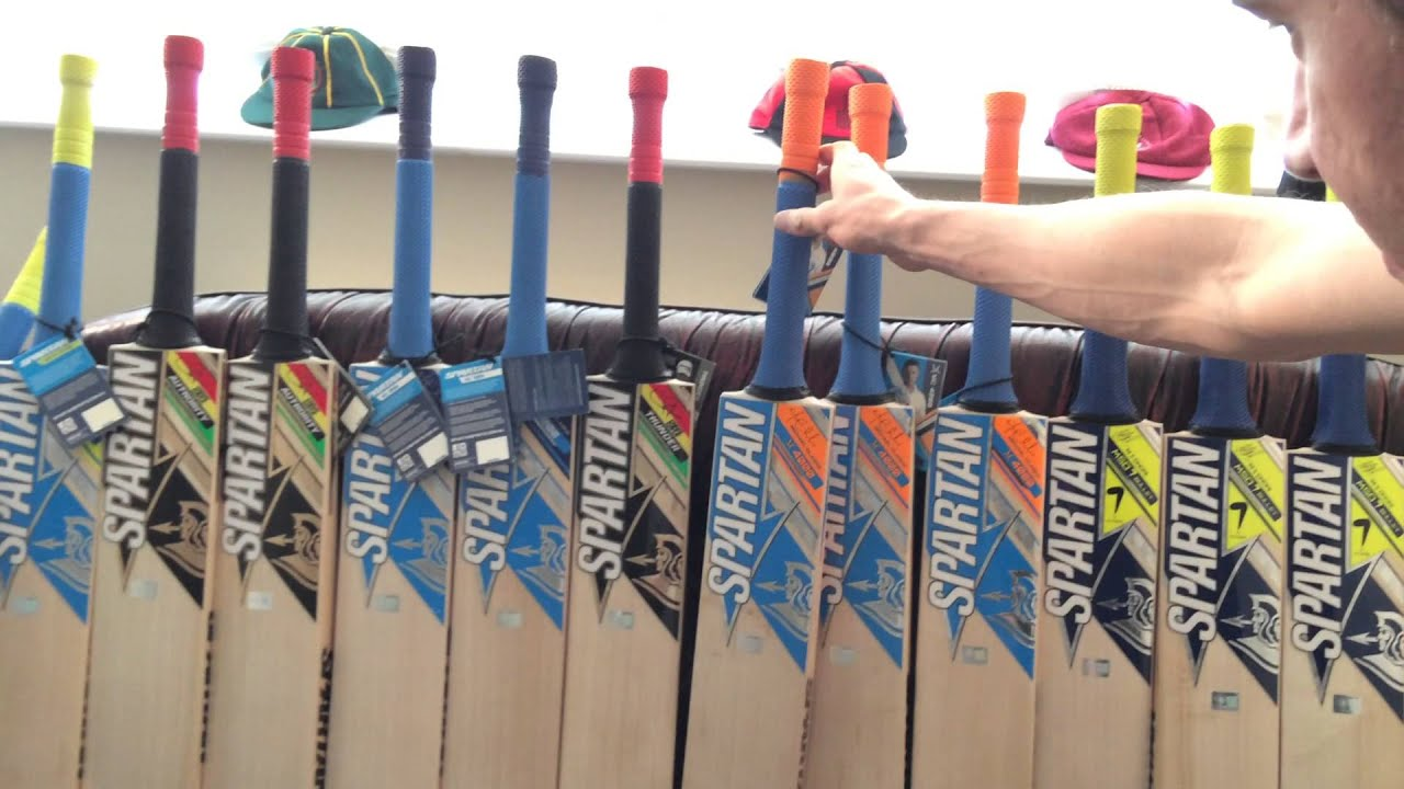 8780606191c Video Tour of Our Brand New 2015 Spartan Cricket Bats - YouTube