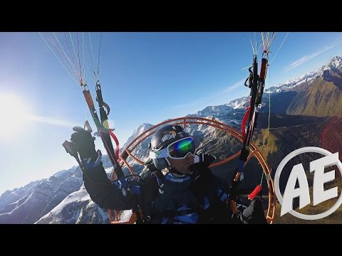 Repeat AMAZING Powered Paragliding Adventure Flight