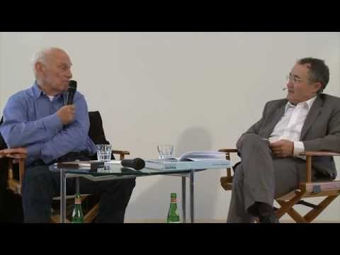 Artist Talk with Richard Serra (1/8)