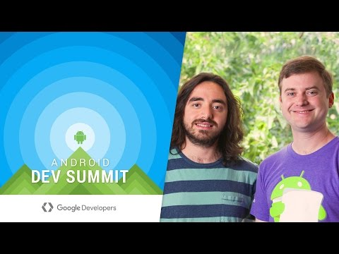 Android Application Architecture (Android Dev Summit 2015)