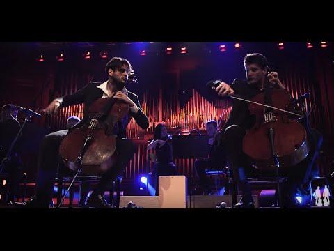 2CELLOS  Bach Double Violin Ccerto in D minor 3rd movement