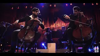 2CELLOS - Bach Double Violin Concerto in D minor (3rd movement)