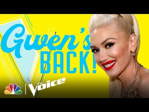 Watch: 'The Voice' - Gwen's Back Promo - Gwen Stefani vs Blake Shelton