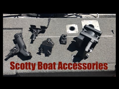 The Best Way To Use Your Scotty Boat Accessories