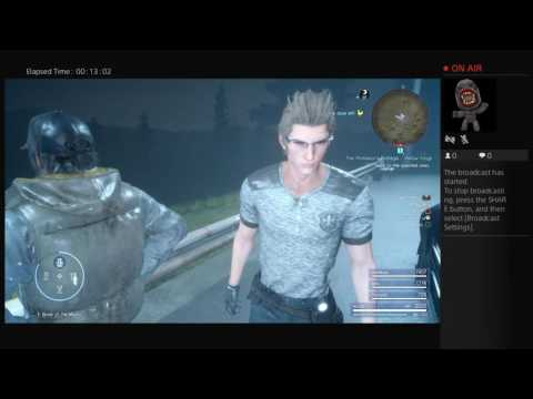 gregsmyname's Live PS4 Broadcast