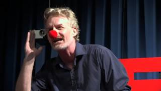 Imagination and Empathy: The Call of the Clown | Kato Buss | TEDxUCO