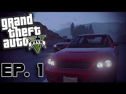 GTA V Online | Episode 1 - Oh! Polecat!