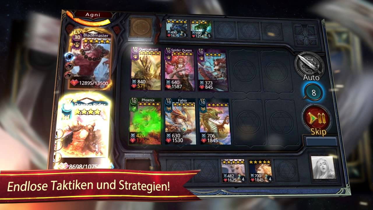 Deck Heroes: Duell der Helden - by IGG COM - Strategy Games