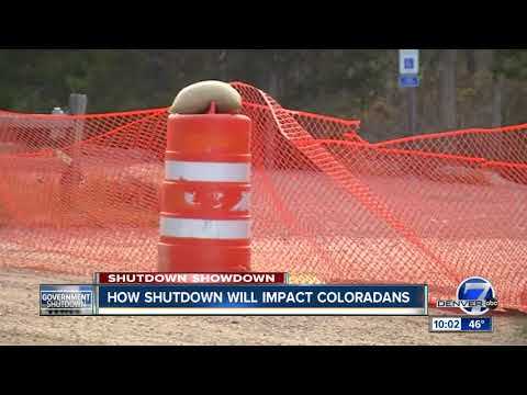 Thousands of federal workers in Colorado anxiously wait to see if government will shut down