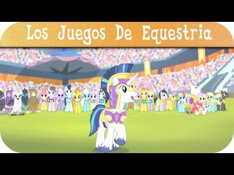 Los Juegos De Equestria (Dailymotion) [Link en la Descripción] - Español Latino - MLP: FiM